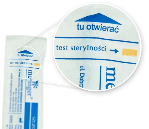 Test sterylności szczoteczek cytologicznych